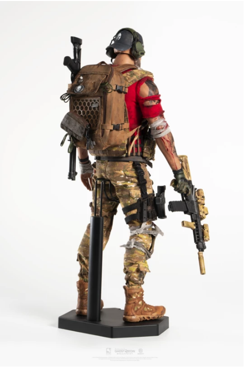 sci-fi - NEW PRODUCT: PureArts: 1/6 scale Ghost Recon Breakpoint: Nomad & Cole D. Walker (Deluxe Figures) Scree407
