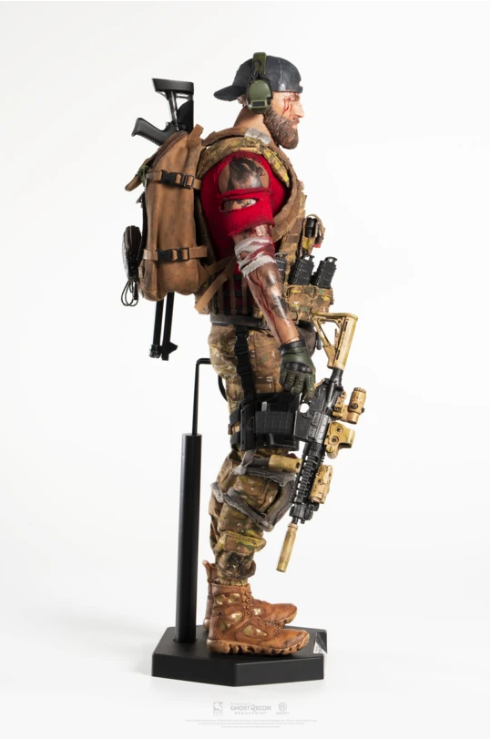 sci-fi - NEW PRODUCT: PureArts: 1/6 scale Ghost Recon Breakpoint: Nomad & Cole D. Walker (Deluxe Figures) Scree408