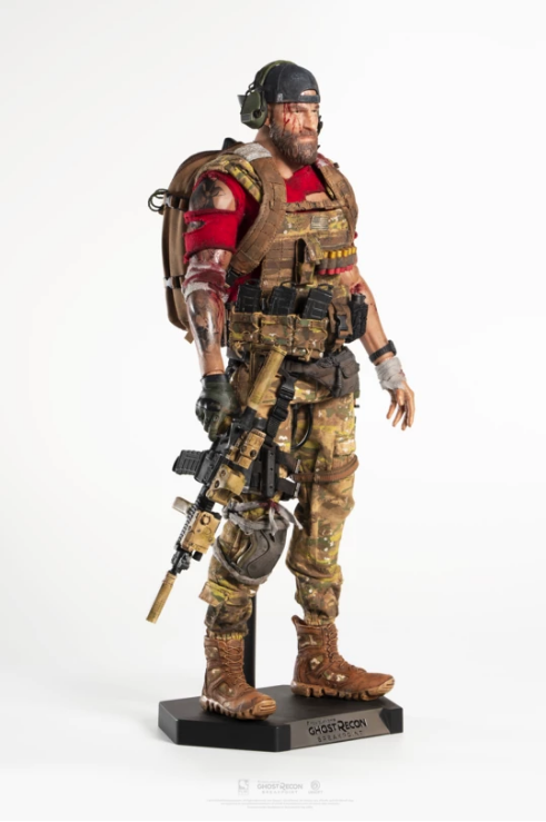 sci-fi - NEW PRODUCT: PureArts: 1/6 scale Ghost Recon Breakpoint: Nomad & Cole D. Walker (Deluxe Figures) Scree410