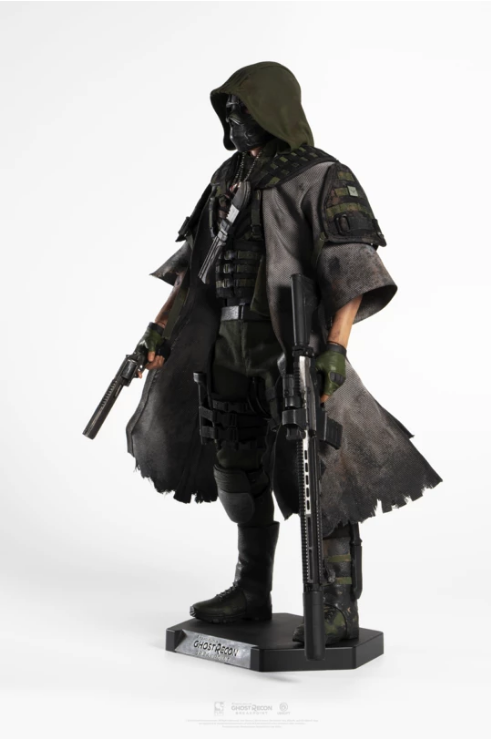 sci-fi - NEW PRODUCT: PureArts: 1/6 scale Ghost Recon Breakpoint: Nomad & Cole D. Walker (Deluxe Figures) Scree416