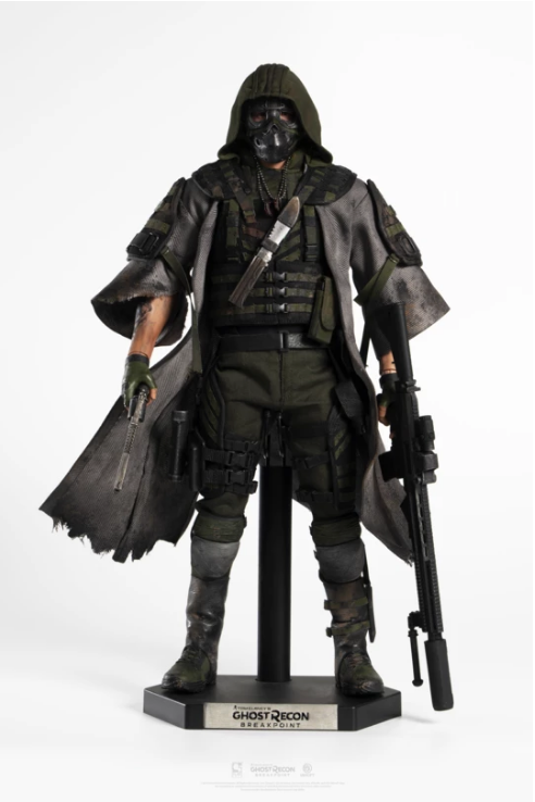 sci-fi - NEW PRODUCT: PureArts: 1/6 scale Ghost Recon Breakpoint: Nomad & Cole D. Walker (Deluxe Figures) Scree417