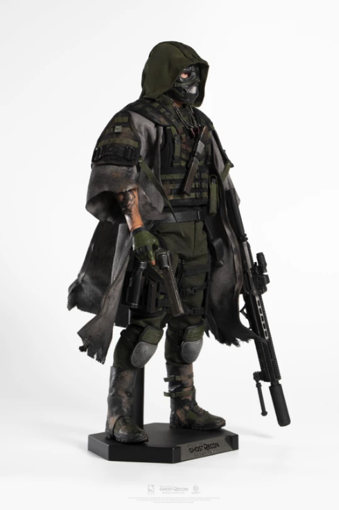 sci-fi - NEW PRODUCT: PureArts: 1/6 scale Ghost Recon Breakpoint: Nomad & Cole D. Walker (Deluxe Figures) Scree423