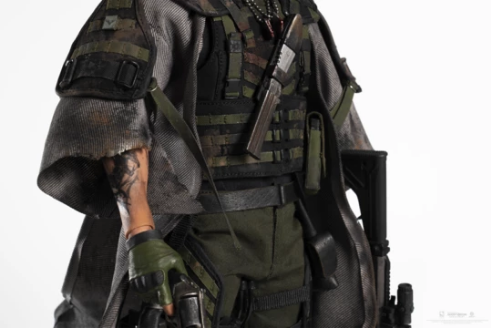 sci-fi - NEW PRODUCT: PureArts: 1/6 scale Ghost Recon Breakpoint: Nomad & Cole D. Walker (Deluxe Figures) Scree425