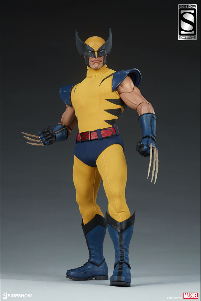 wolverine - NEW PRODUCT: Sideshow Collectibles: Wolverine Sixth Scale Figure Scree427