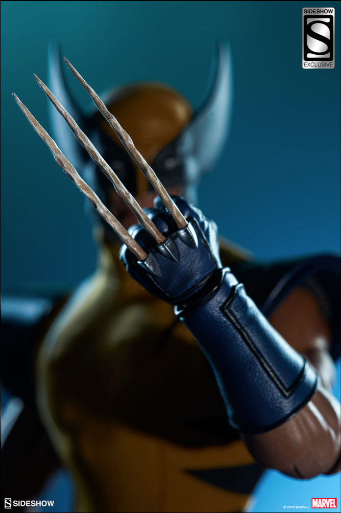 wolverine - NEW PRODUCT: Sideshow Collectibles: Wolverine Sixth Scale Figure Scree428