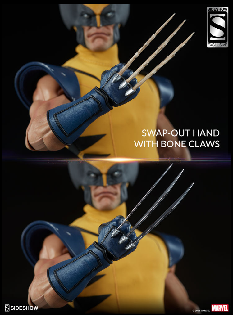 wolverine - NEW PRODUCT: Sideshow Collectibles: Wolverine Sixth Scale Figure Scree429