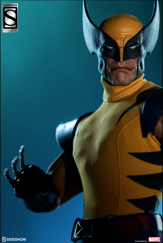 wolverine - NEW PRODUCT: Sideshow Collectibles: Wolverine Sixth Scale Figure Scree430