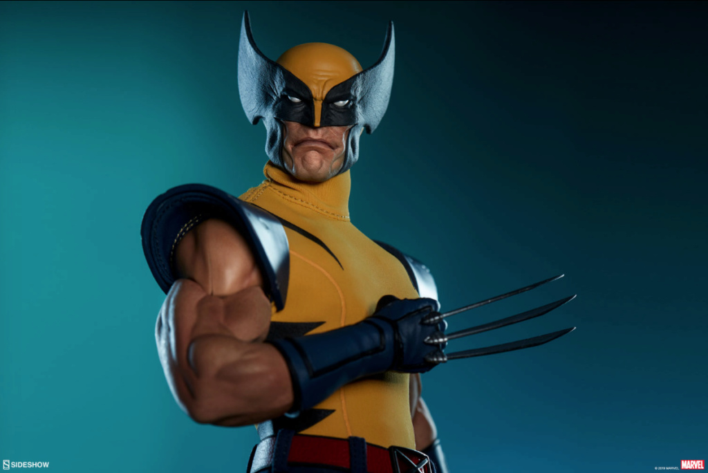 wolverine - NEW PRODUCT: Sideshow Collectibles: Wolverine Sixth Scale Figure Scree431