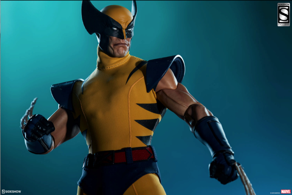 wolverine - NEW PRODUCT: Sideshow Collectibles: Wolverine Sixth Scale Figure Scree432