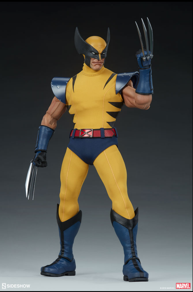 wolverine - NEW PRODUCT: Sideshow Collectibles: Wolverine Sixth Scale Figure Scree434