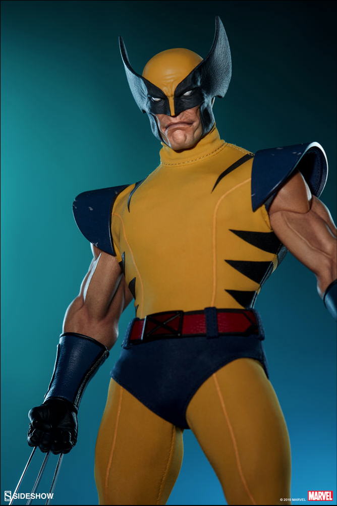 wolverine - NEW PRODUCT: Sideshow Collectibles: Wolverine Sixth Scale Figure Scree435