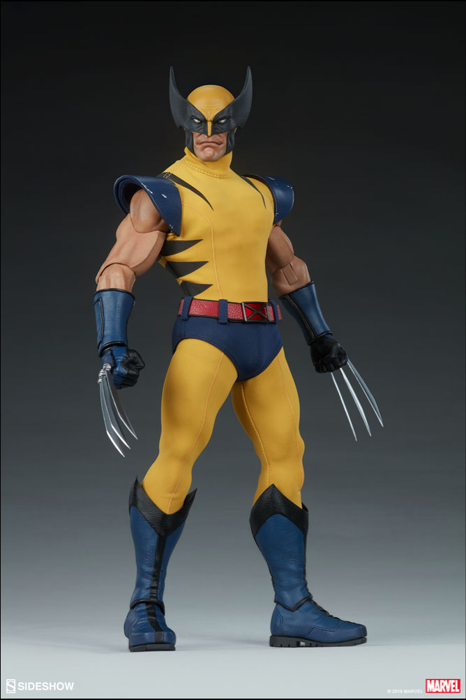 wolverine - NEW PRODUCT: Sideshow Collectibles: Wolverine Sixth Scale Figure Scree436