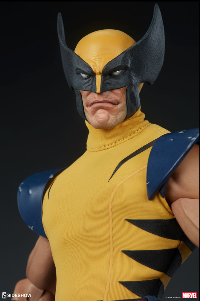 wolverine - NEW PRODUCT: Sideshow Collectibles: Wolverine Sixth Scale Figure Scree437
