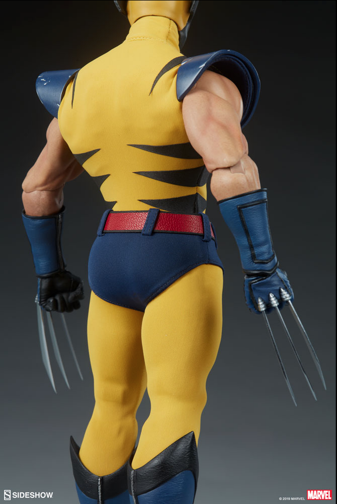 wolverine - NEW PRODUCT: Sideshow Collectibles: Wolverine Sixth Scale Figure Scree438