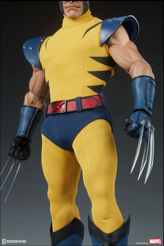 wolverine - NEW PRODUCT: Sideshow Collectibles: Wolverine Sixth Scale Figure Scree439