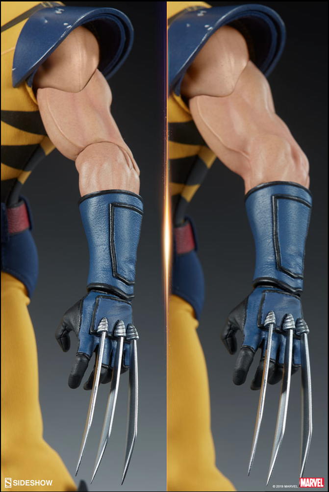 wolverine - NEW PRODUCT: Sideshow Collectibles: Wolverine Sixth Scale Figure Scree442