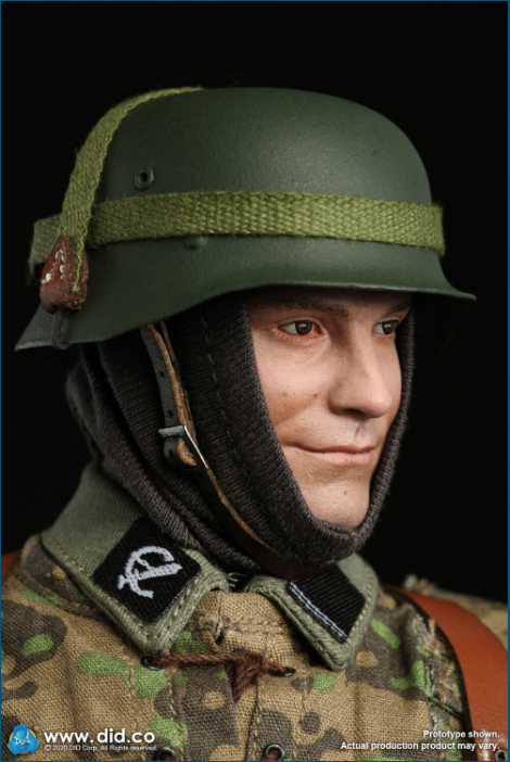 Dennis - NEW PRODUCT: DiD: 20th Waffen Grenadier Division Of The SS (1st Estonian) Radio Operator (Dennis - Version A) & (Matthias - Version B) Scree473