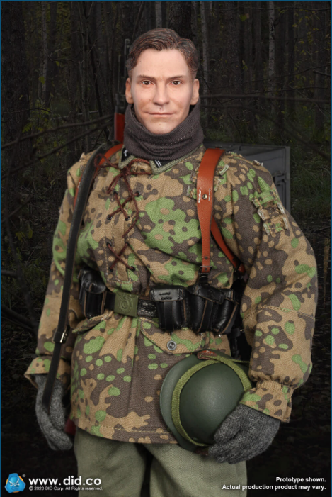 Dennis - NEW PRODUCT: DiD: 20th Waffen Grenadier Division Of The SS (1st Estonian) Radio Operator (Dennis - Version A) & (Matthias - Version B) Scree481