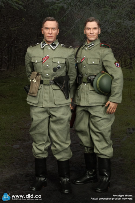 Dennis - NEW PRODUCT: DiD: 20th Waffen Grenadier Division Of The SS (1st Estonian) Radio Operator (Dennis - Version A) & (Matthias - Version B) Scree488