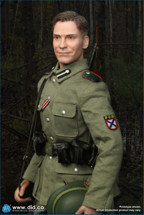 Dennis - NEW PRODUCT: DiD: 20th Waffen Grenadier Division Of The SS (1st Estonian) Radio Operator (Dennis - Version A) & (Matthias - Version B) Scree489