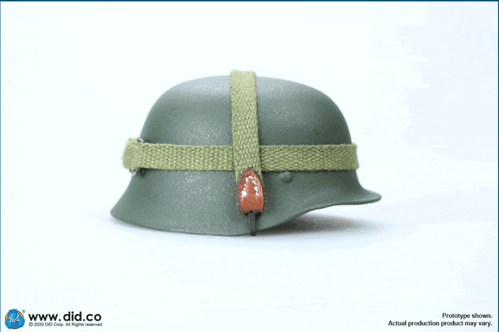 Dennis - NEW PRODUCT: DiD: 20th Waffen Grenadier Division Of The SS (1st Estonian) Radio Operator (Dennis - Version A) & (Matthias - Version B) Scree492