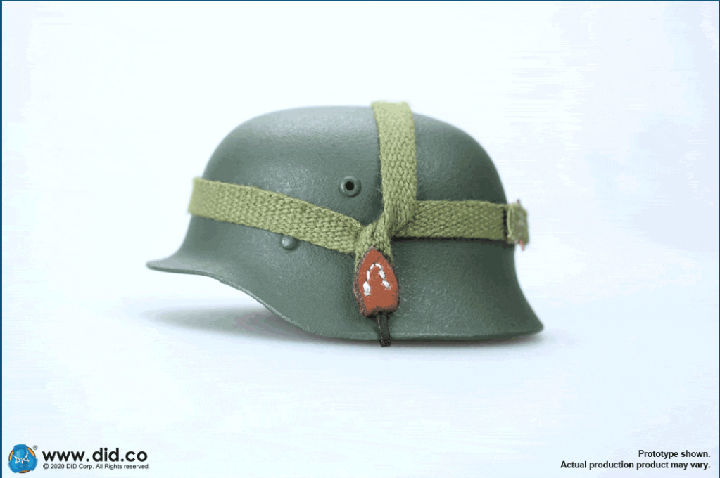 Dennis - NEW PRODUCT: DiD: 20th Waffen Grenadier Division Of The SS (1st Estonian) Radio Operator (Dennis - Version A) & (Matthias - Version B) Scree493