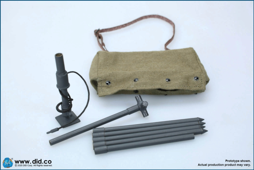 Dennis - NEW PRODUCT: DiD: 20th Waffen Grenadier Division Of The SS (1st Estonian) Radio Operator (Dennis - Version A) & (Matthias - Version B) Scree499