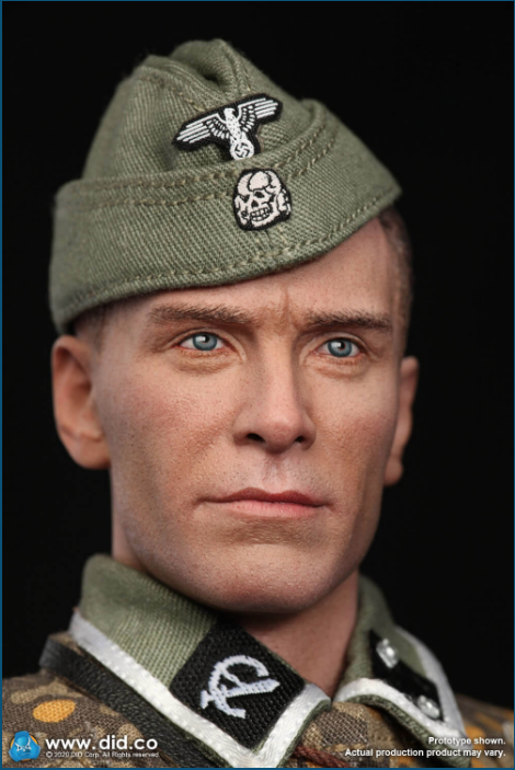 Dennis - NEW PRODUCT: DiD: 20th Waffen Grenadier Division Of The SS (1st Estonian) Radio Operator (Dennis - Version A) & (Matthias - Version B) Scree506