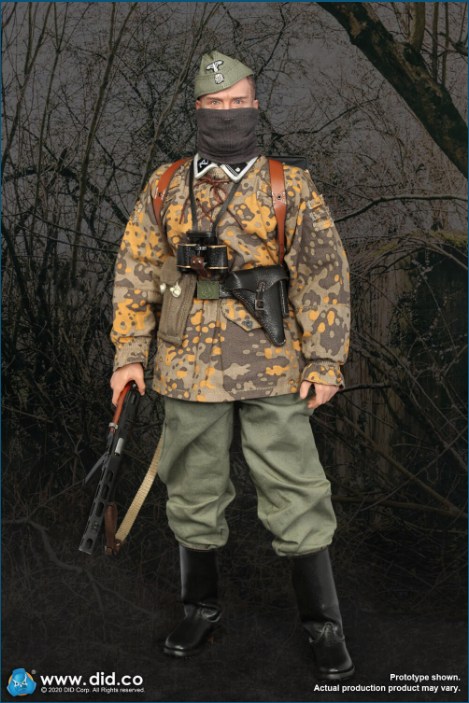 Dennis - NEW PRODUCT: DiD: 20th Waffen Grenadier Division Of The SS (1st Estonian) Radio Operator (Dennis - Version A) & (Matthias - Version B) Scree507