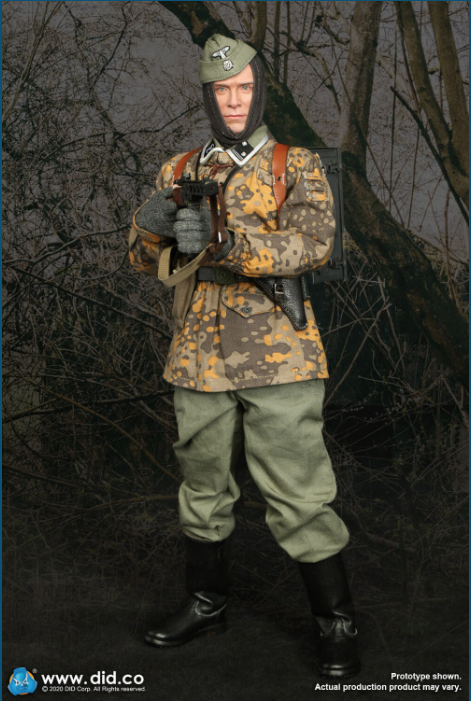 Dennis - NEW PRODUCT: DiD: 20th Waffen Grenadier Division Of The SS (1st Estonian) Radio Operator (Dennis - Version A) & (Matthias - Version B) Scree508