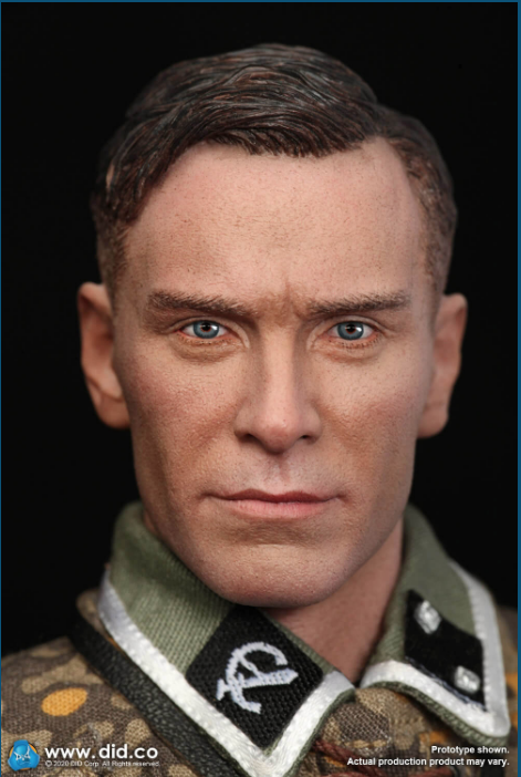 Dennis - NEW PRODUCT: DiD: 20th Waffen Grenadier Division Of The SS (1st Estonian) Radio Operator (Dennis - Version A) & (Matthias - Version B) Scree513
