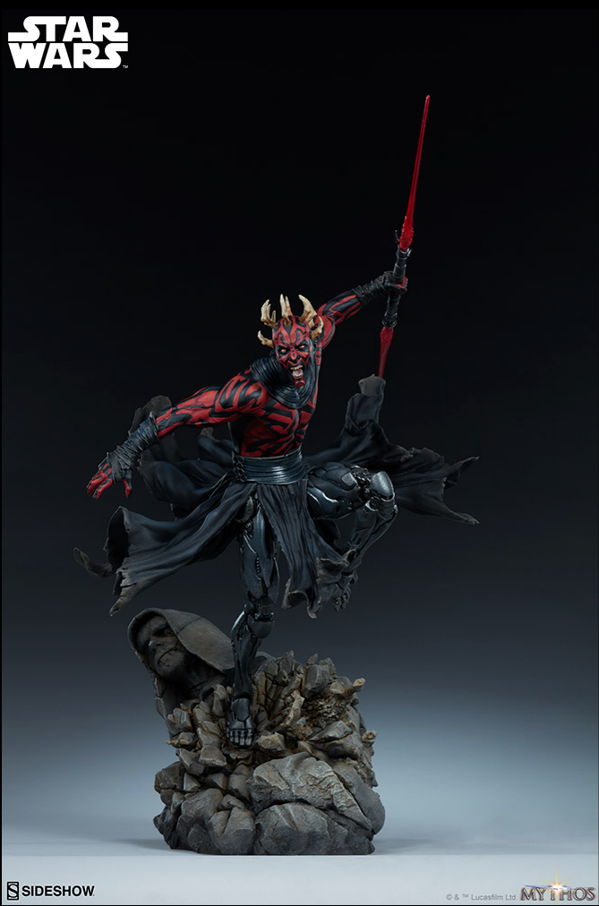benkenobi - STAR WARS The Further Adventures of Darth Maul (updated with Part II, May 2020) Scree629