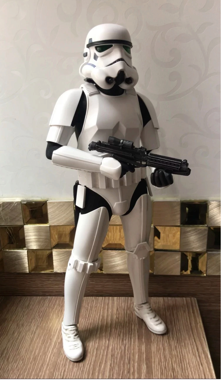 NEW PRODUCT: HOT TOYS: STAR WARS STORMTROOPER (DELUXE VERSION) 1/6TH SCALE COLLECTIBLE FIGURE Screen11