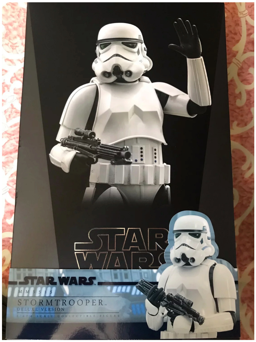 stormtrooper - NEW PRODUCT: HOT TOYS: STAR WARS STORMTROOPER (DELUXE VERSION) 1/6TH SCALE COLLECTIBLE FIGURE Screen13