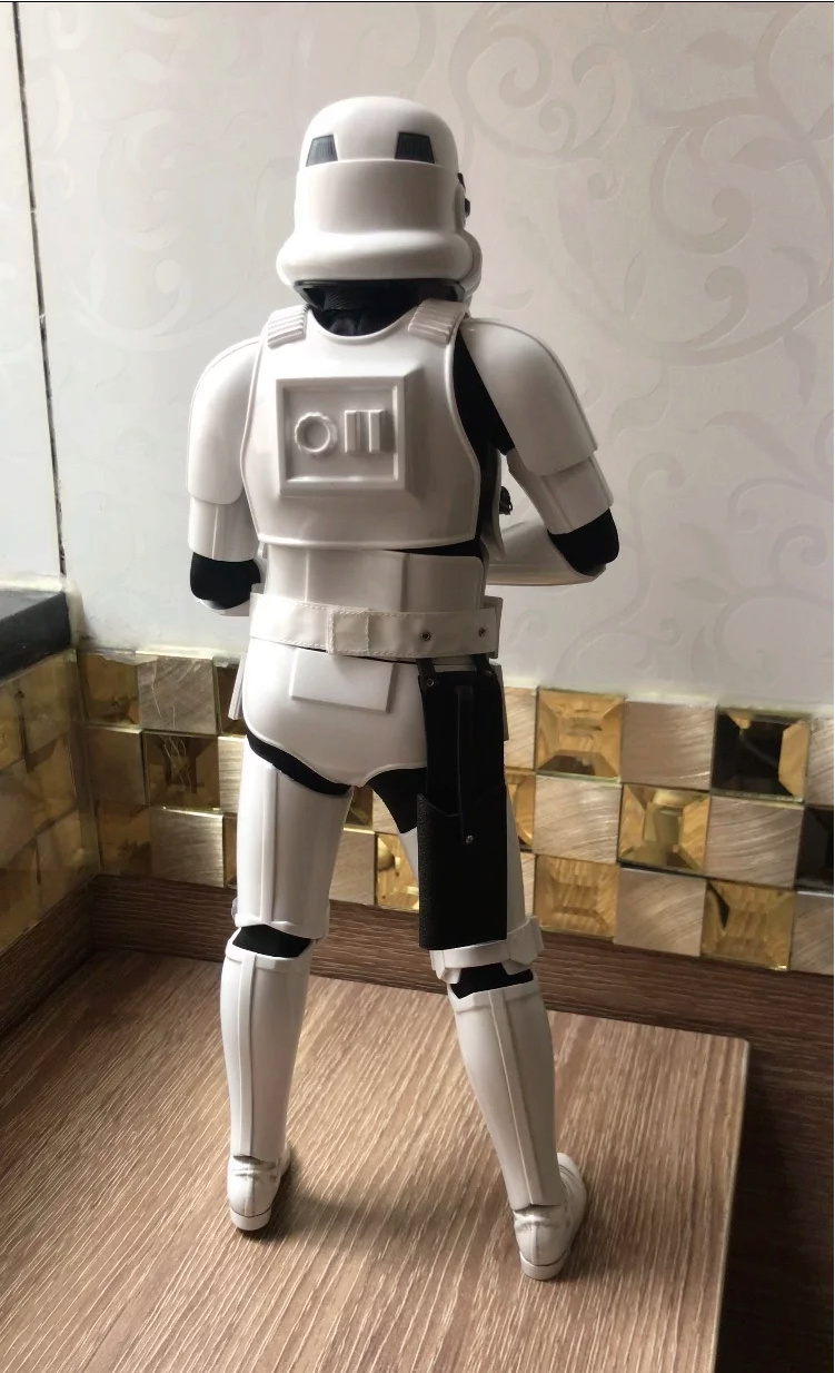 stormtrooper - NEW PRODUCT: HOT TOYS: STAR WARS STORMTROOPER (DELUXE VERSION) 1/6TH SCALE COLLECTIBLE FIGURE Screen15