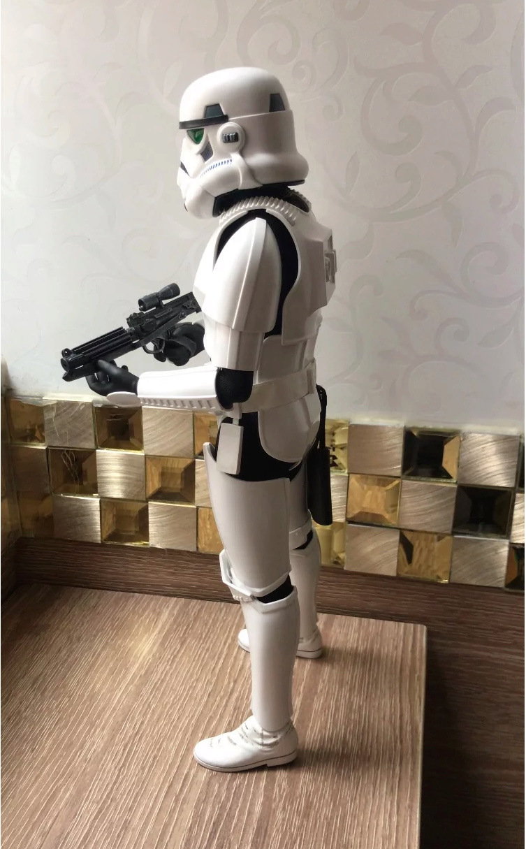 stormtrooper - NEW PRODUCT: HOT TOYS: STAR WARS STORMTROOPER (DELUXE VERSION) 1/6TH SCALE COLLECTIBLE FIGURE Screen16