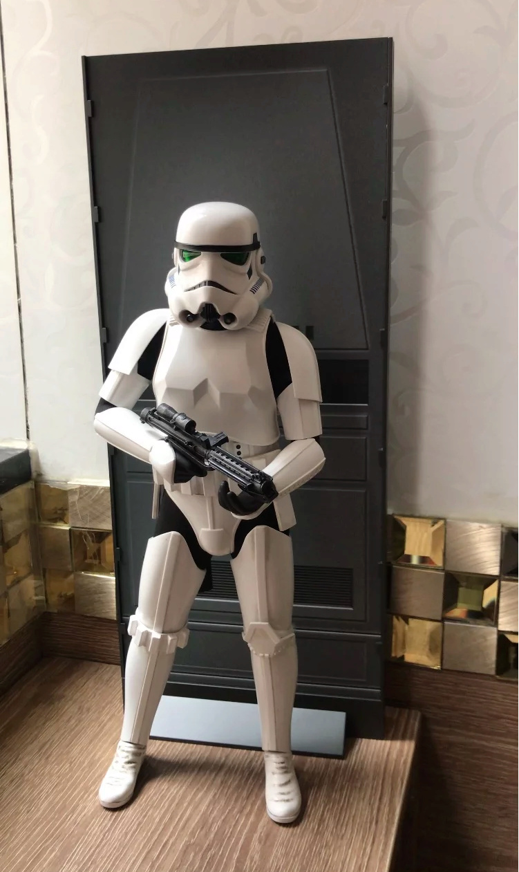stormtrooper - NEW PRODUCT: HOT TOYS: STAR WARS STORMTROOPER (DELUXE VERSION) 1/6TH SCALE COLLECTIBLE FIGURE Screen17
