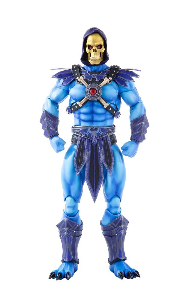 NEW PRODUCT: MONDO TEES SKELETOR 1/6 SCALE COLLECTIBLE ACTION FIGURE Skelet10