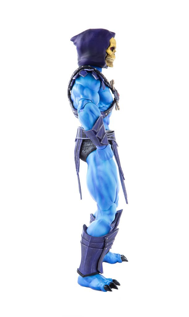 NEW PRODUCT: MONDO TEES SKELETOR 1/6 SCALE COLLECTIBLE ACTION FIGURE Skelet11
