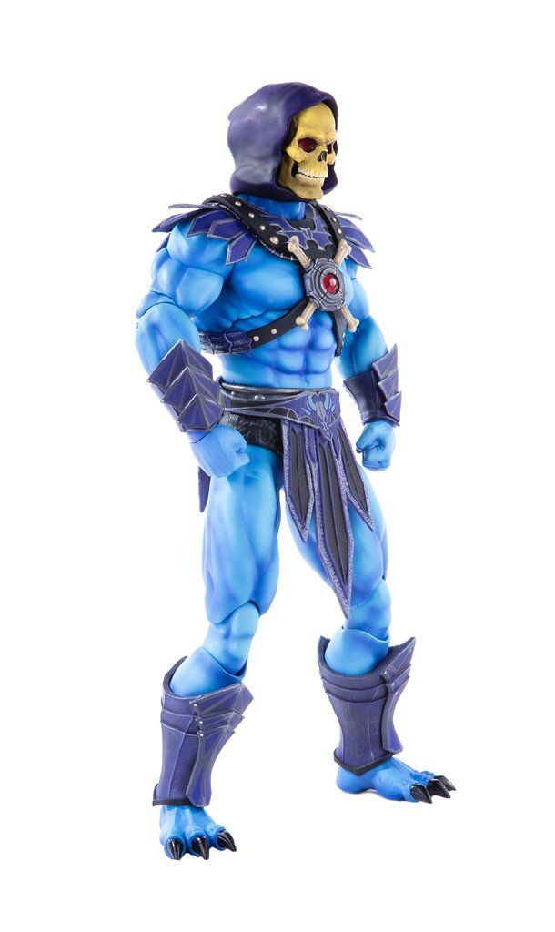 NEW PRODUCT: MONDO TEES SKELETOR 1/6 SCALE COLLECTIBLE ACTION FIGURE Skelet12