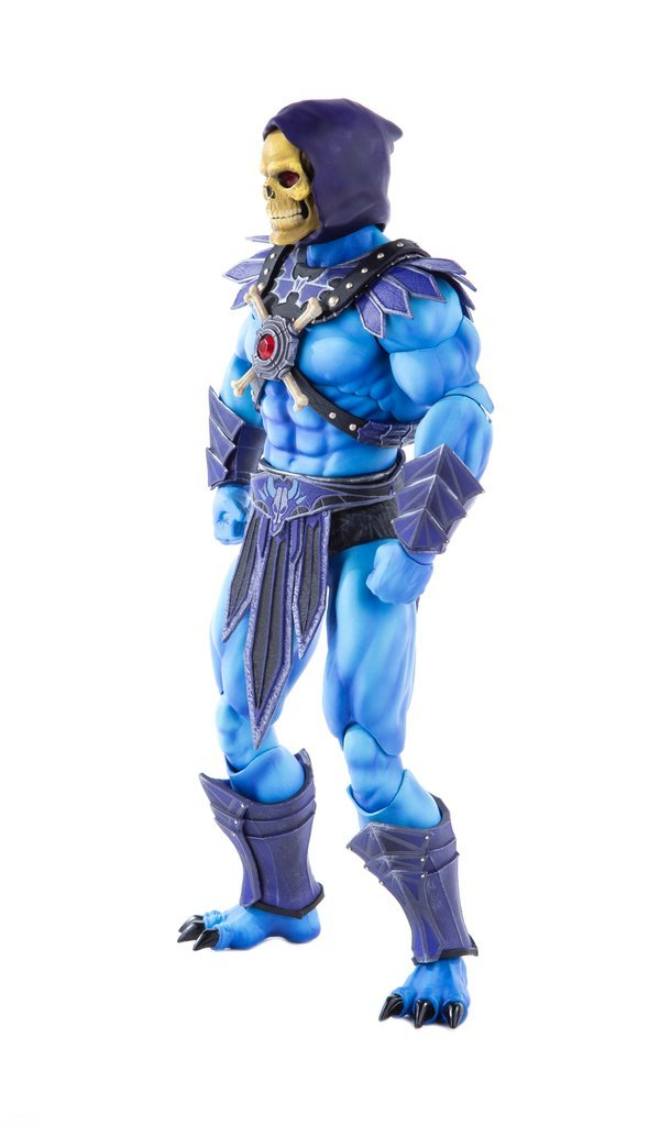 NEW PRODUCT: MONDO TEES SKELETOR 1/6 SCALE COLLECTIBLE ACTION FIGURE Skelet18