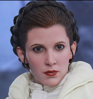 Endor Leia - NEW PRODUCT: HOT TOYS: STAR WARS: RETURN OF THE JEDI PRINCESS LEIA 1/6TH SCALE COLLECTIBLE FIGURE Star-w14