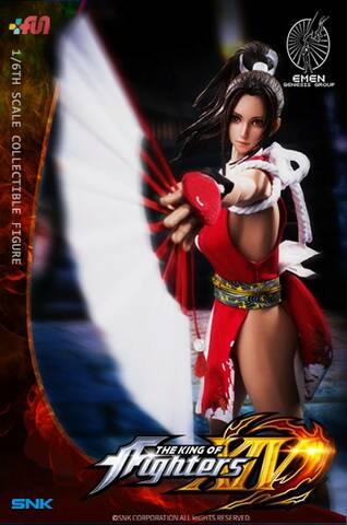 New Product Genesis King Of Fighters Mai Shiranui 1 6 Scale Figure