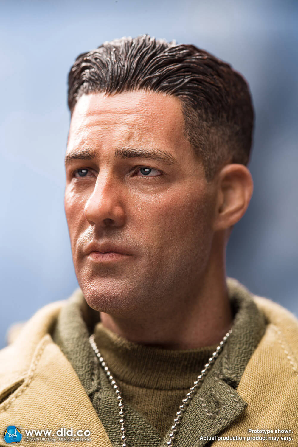 male - NEW PRODUCT: DiD: A80141 WWII US 2nd Ranger Battalion Private First Class Reiben 1/6 scale figure Us-2nd11