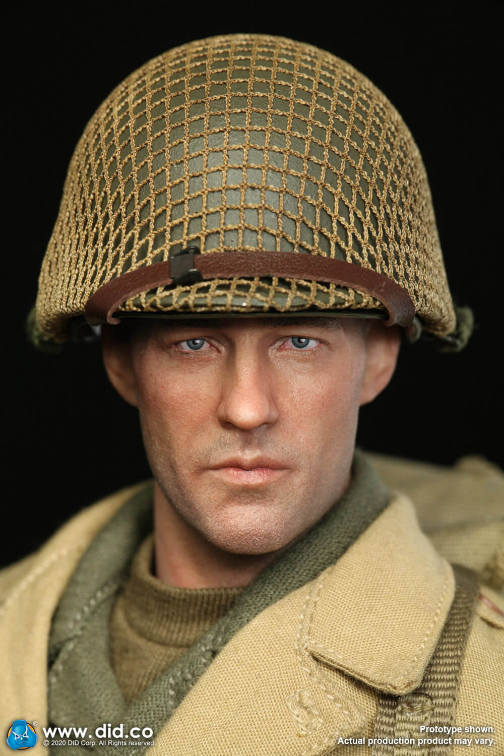 male - NEW PRODUCT: DiD: A80141 WWII US 2nd Ranger Battalion Private First Class Reiben 1/6 scale figure Us-2nd14