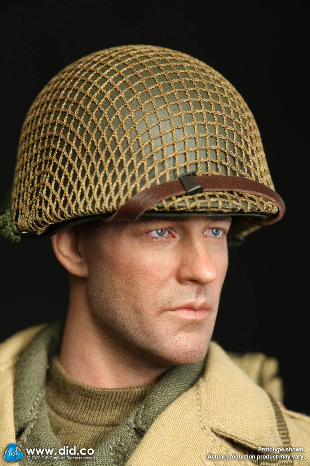 did - NEW PRODUCT: DiD: A80141 WWII US 2nd Ranger Battalion Private First Class Reiben 1/6 scale figure Us-2nd18