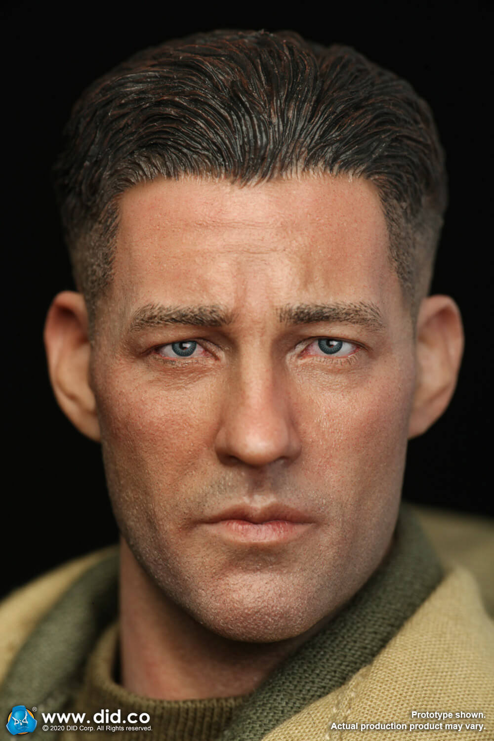 male - NEW PRODUCT: DiD: A80141 WWII US 2nd Ranger Battalion Private First Class Reiben 1/6 scale figure Us-2nd21
