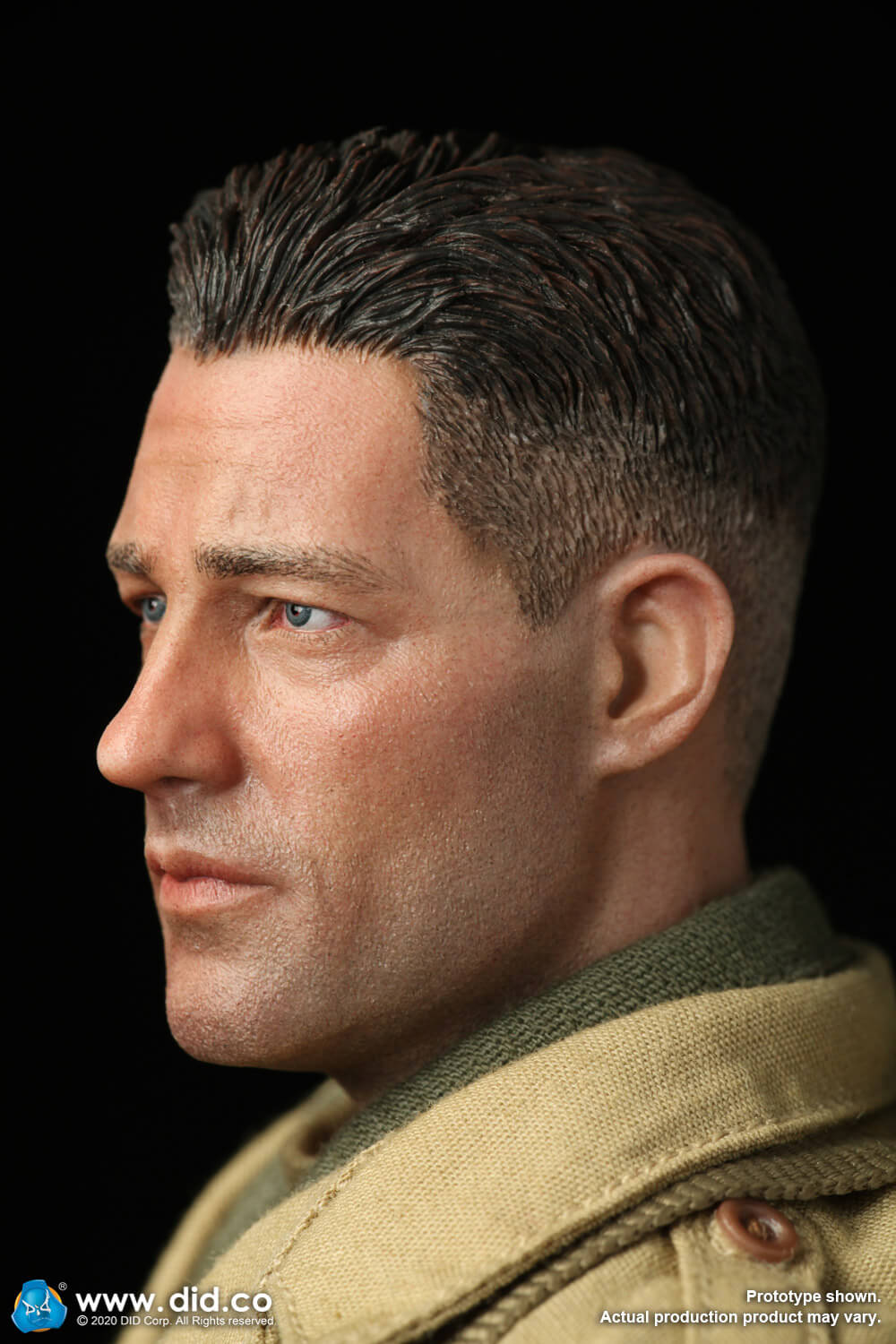 male - NEW PRODUCT: DiD: A80141 WWII US 2nd Ranger Battalion Private First Class Reiben 1/6 scale figure Us-2nd27