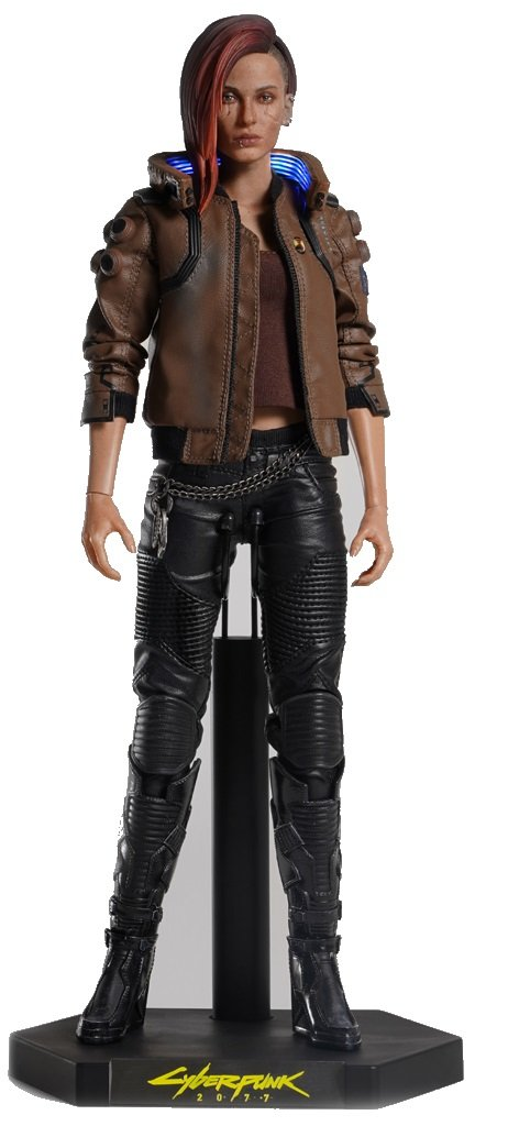 "NEW PRODUCT: PureArts: 1/6 ""Cyberpunk 2077 / Cyberpunk 2077""-V Male Action Figure Viosjw10"