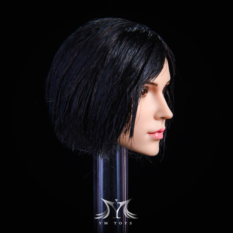 NEW PRODUCT:YMToys: [YMT-17A, B, C] 1/6 Female Head (3 Styles) & YMT-18A, B, C (3 styles) Ymt-0154